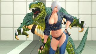 Download The King of Fighters XIV All Mid-Round Celebrations Video