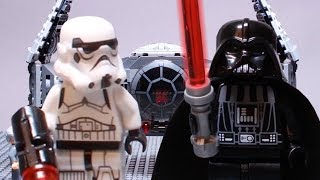 Download LEGO Star Wars STOP MOTION w/ Darth Vader Spaceship Fail | Star Wars Lego Set | By LEGO Worlds Video