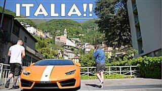 Download EXPLORING ITALY IN MY LAMBORGHINI!! Video