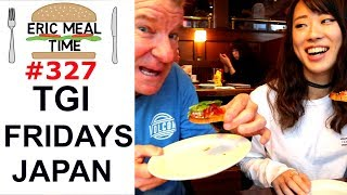 Download T.G.I. Friday's Japan - Eric Meal Time #327 Video