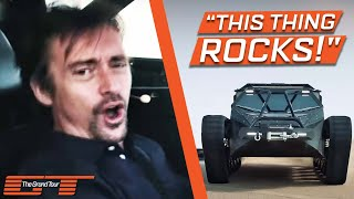 Download The Grand Tour: The Ripsaw EV2 Video