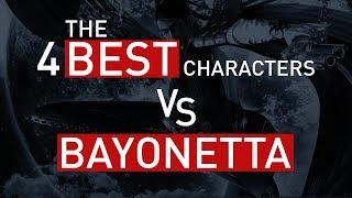 Download The 4 BEST Characters vs Bayonetta #ESAMOpinion Video