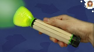 Download How to Make a Flashlight using Plastic Bottles Video
