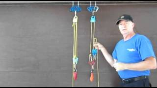 Download Rope and Pulley Systems: Segment 7 - Two, 3:1 Configurations and Some General Concepts pds.m2ts Video