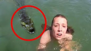 Download 10 SCARY Fishing Videos Caught On Camera Video