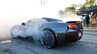 Download WhipAddict: Powerfest Car & Bike Show 2017, Atlanta, GA, Muscle Car, Burnouts, Custom Cars Video