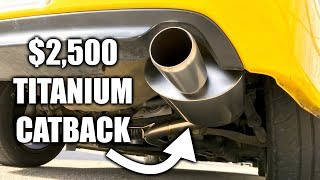 Download Can A Catback Exhaust Make Your Car Faster? Video