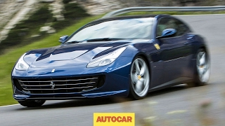 Download Ferrari GTC4 Lusso - the new Ferrari FF | First Drive | Autocar Video