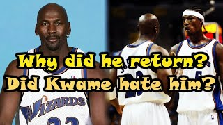 Download The Truth About Michael Jordan's Time With The Wizards Video