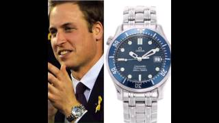 Download The Sad Reason Why Prince William Never Takes His Watch Off! Also What Watches Prince Harry Wears. Video