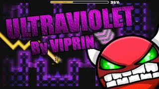Download ″Ultraviolet″ by Viprin & More (Hard Demon) 100% - Geometry Dash Video