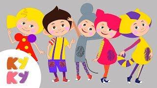 Download КУКУТИКИ - Самый БОЛЬШОЙ Сборник песенок - все серии подряд Kukutiki kids funny cartoons toddlers Video