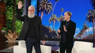 Download EXTENDED - David Letterman Went Unnoticed by Hollywood Tourists Video