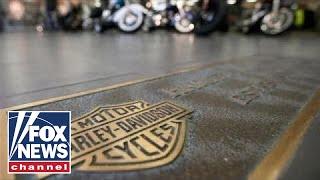 Download Harley-Davidson takes action to avoid EU tariffs Video