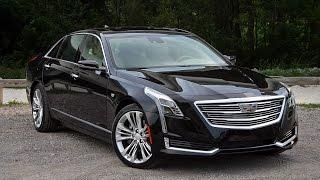 Download 2016 Cadillac CT6 – Driven Video
