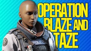 Download OPERATION BLAZE AND TAZE | Rainbow Six Siege Video