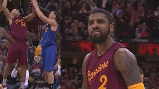 Download Kyrie Irving Game Winner vs Warriors Christmas! Richard Jefferson Dunks on Klay Thompson! Video