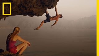 Download Gorgeous Video: Rock Climbing in Oman | National Geographic Video