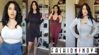 Download Fashion Nova Try on Haul Size Large Video