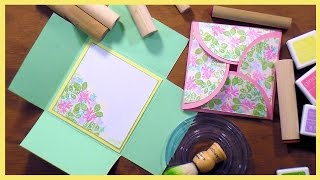Download Easy Petal/Square Flap Cards // Limited Supplies! Video