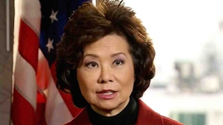 Download Elaine Chao explains her plans on how she will improve US infrastructure Video