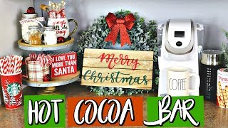 Download DIY HOT COCOA & COFFEE BAR | AFFORDABLE! | Belinda Selene Video