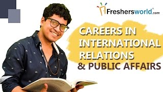 Download Careers in International Relations and Public Affairs Video