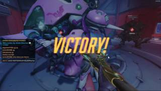 Download Teamwork & Kills on Tracer - Mercy Gameplay : : haribo#11544 [mercy.overwatch] Video