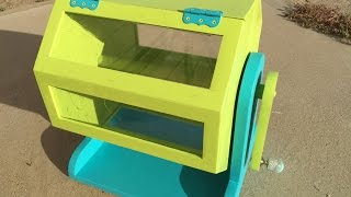 Download How to Build a Raffle Ticket Tumbler (1 of 3) Video
