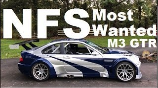 Download NFSMW M3 GTR Full Build Timelapse Video