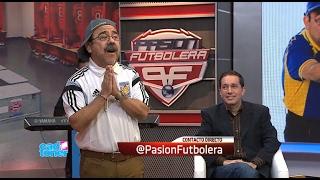 Download Pasión Futbolera - ¡Tukita pide gol al estilo Justin! Video