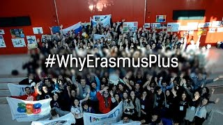 Download #WhyErasmusPlus Video