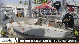 Download Boston Whaler 130 & 160 Super Sport Models: First Look Video Video