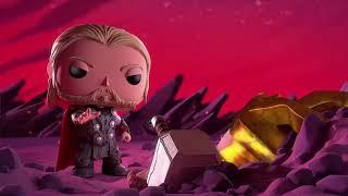 Download Marvel x Funko Animated Shorts Supercut! Video