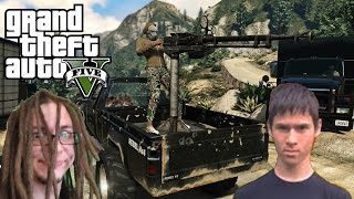 Download GTA 5 Berserkers vs Defenders w/ xXShadowHexXx and Gothinka 47 Video
