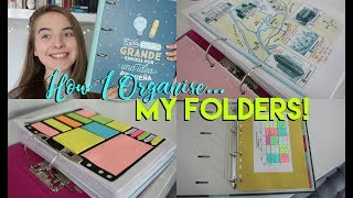 Download How I Organise my Notes and Folders for School 2017! Video