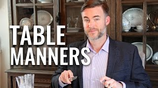 Download Table Manners 101: Basic Dining Etiquette Video