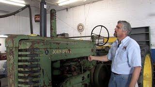 Download 1949 John Deere Model A Tractor Carburetor Troubleshooting - Vintage Tractors Video