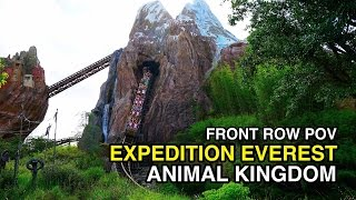 Download [4K] Expedition Everest - Legend of the Forbidden Mountain : Animal Kingdom (Orlando, FL) Video