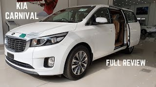 Download 2020 Kia Carnival LUXURIOUS MPV India FULL Detailed Review - Latest Features, New Interiors Video