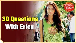 Download SBS Originals: 30 Questions With TV Actress Erica Fernandes Aka 'Prerna' Of Kasauti Zindagi Kay 2 Video