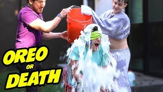 Download OREO OR DEATH CHALLENGE Video