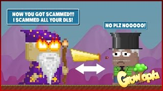 Download Growtopia - I GOT MY KATANA (Wizard Scammed Me 300dls) Ft.Fans & Friends Video