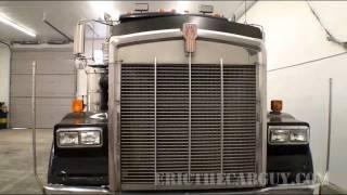 Download 1986 Kenworth (Heavy Hauler) Walk Around - EricTheCarGuy Video