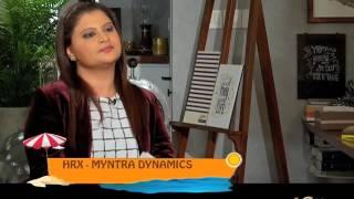 Download Turning Entrepreneur With HRX-Hrithik Roshan on Weekender, CNBC-TV18 Video