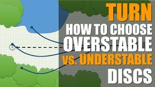 Download How to Choose Overstable vs. Understable Disc Golf Discs: TURN Explained Video