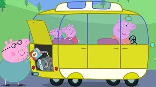 Download Peppa Pig Official Channel | Peppa Pig Loves Camper Van! Video