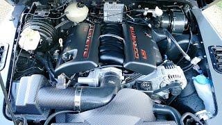 Download Land Rover Defender 90 LS3 6.2 V8 Video