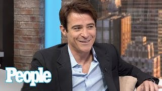Download 'Timeless' Star Goran Visnjic On Working With Halle Berry & George Clooney | People NOW | People Video