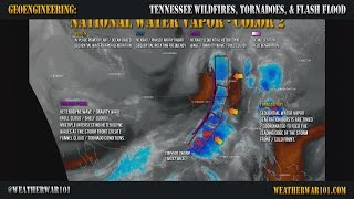Download Tennessee Wildfires, Tornados, & Flood: Proof they are Manmade Video